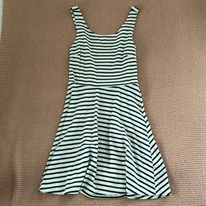 American eagle striped dress